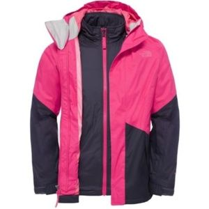 The North Face Youth Girl's Kira TriClimate Jacket